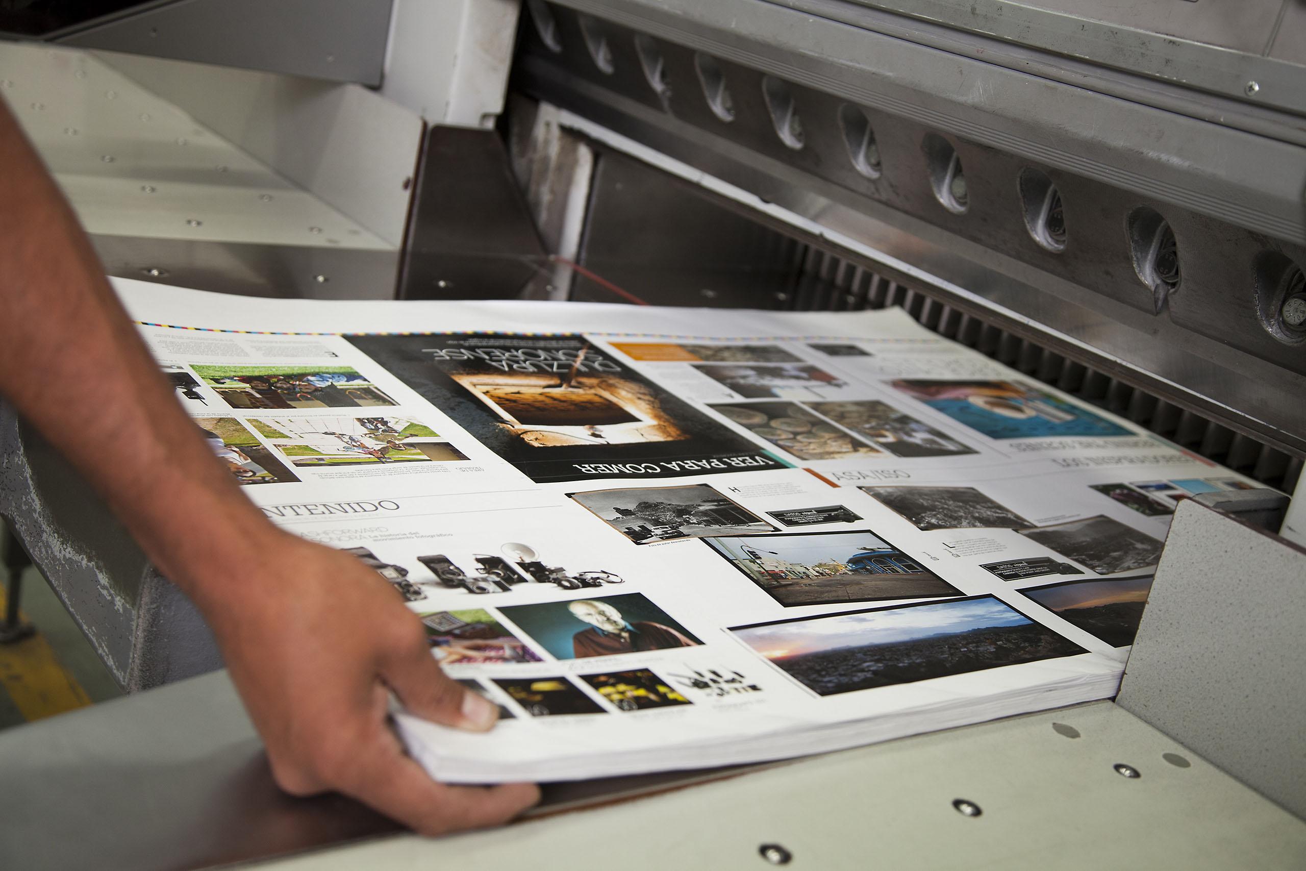 Printing processes